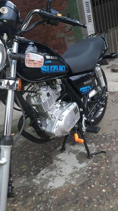 Suzuki Gn125 2019