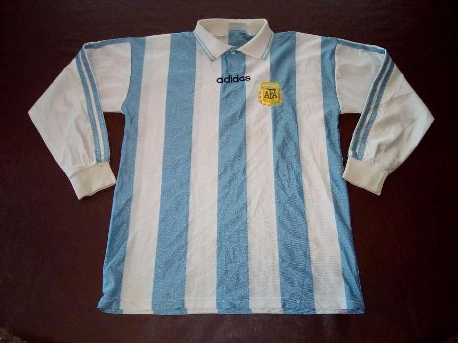 Camiseta Niño Adidas Original Selección