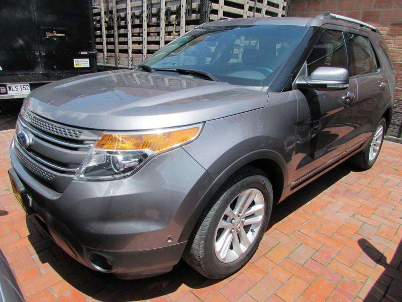 Ford Explorer 2013 - 54000 km