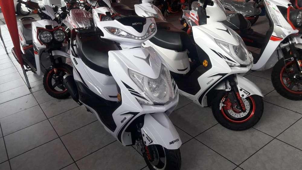 Moto Scooter NEXUS150T