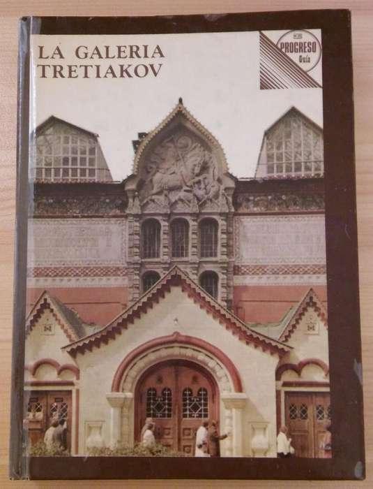 Libro La Galeria de Tretiakov