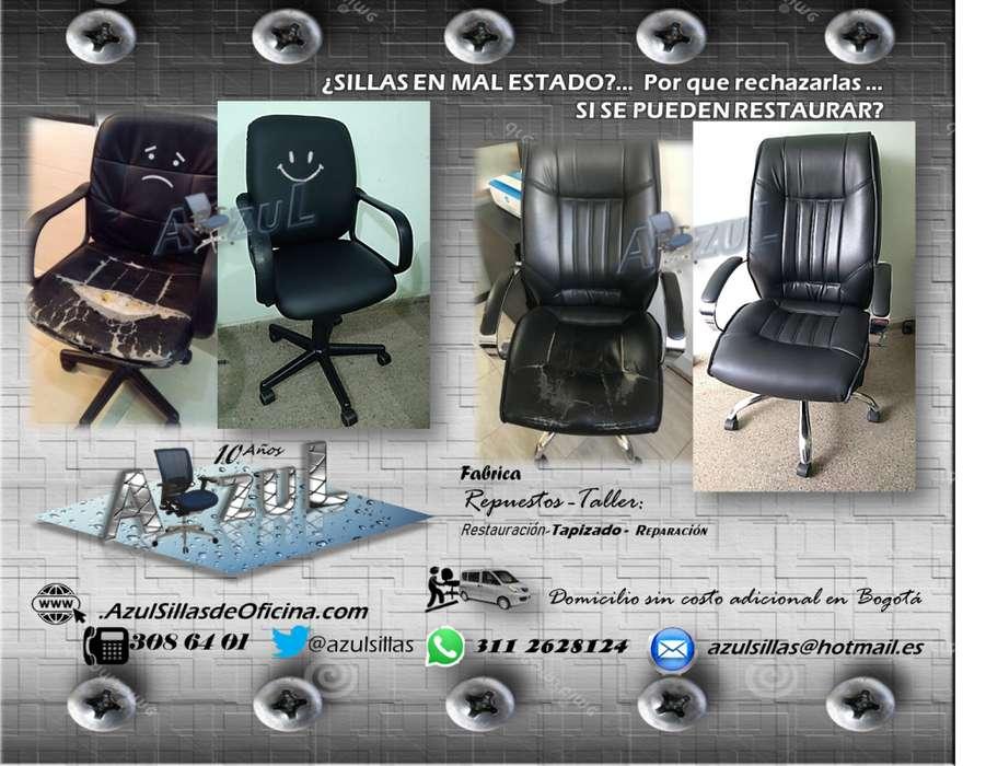 Reparacion sillas oficina Bogotá - Servicios Bogotá P-3
