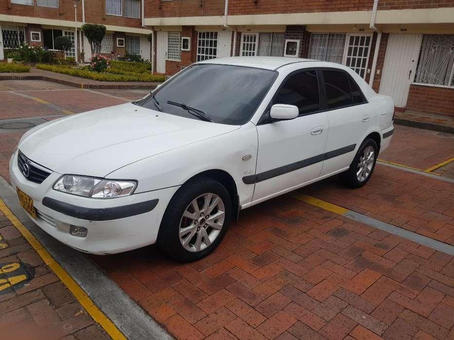Mazda 626 2002 - 120000 km