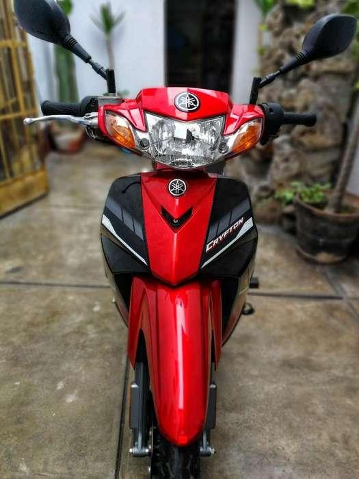 Moto <strong>yamaha</strong> Crypton No Honda Suzuki Cygn