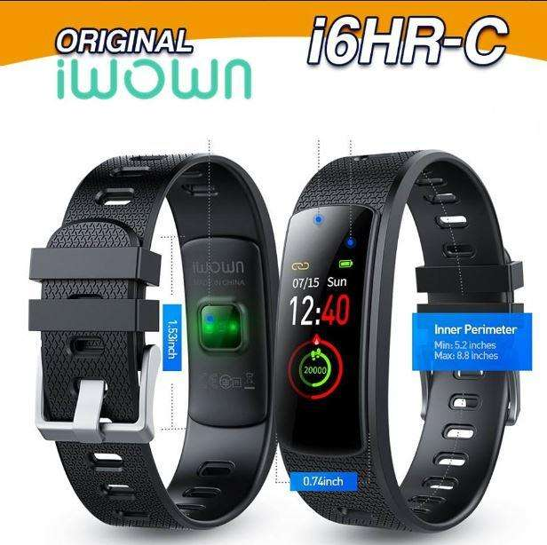 Nuevo Reloj Smart i6Hr-C