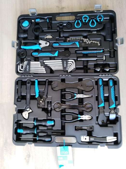 Caja de Herramientas PRO de Shimano XL de 60 unidades