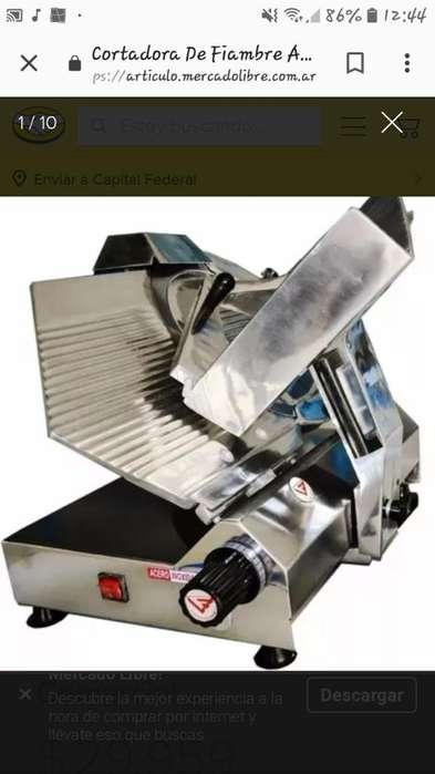 Maquina de Cortar Fiambre Vendo