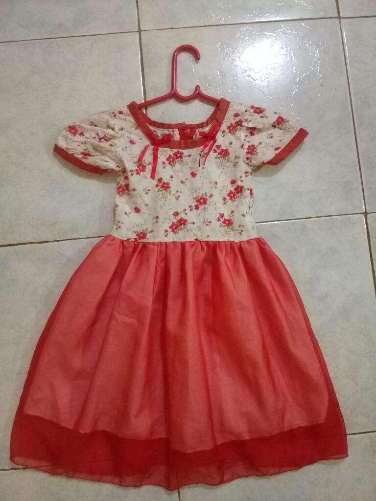 3c0fd19432 Vestido para Niña Talle 3 - Posadas