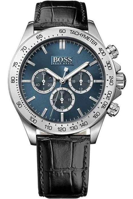 Reloj Hugo Boss 1513176 Deportivo 100% genuinos