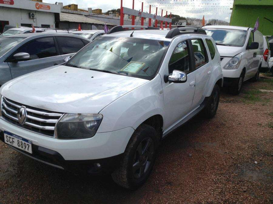Renault Duster 2013 - 89000 km