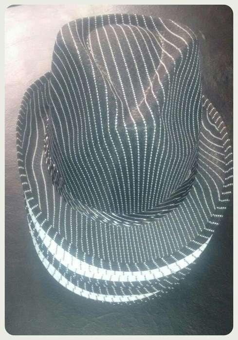 Sombrero tanguero tejido