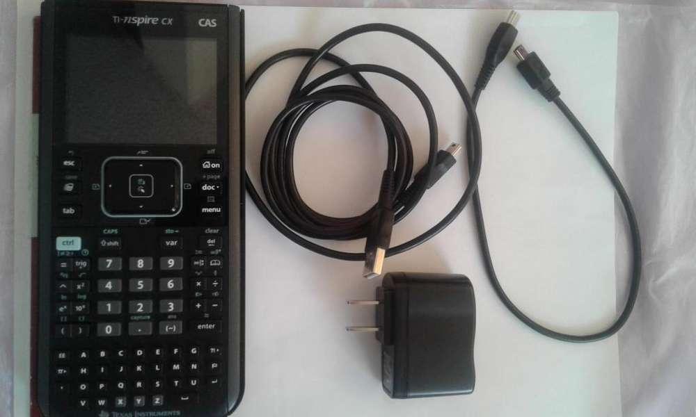 <strong>calculadora</strong> TINSPIRE CX CAS ESTADO 9/10