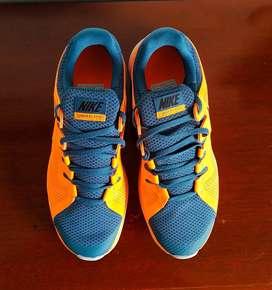 corrupción Niños Mascotas  Venta de Zapatillas Nike Lunar   segunda mano