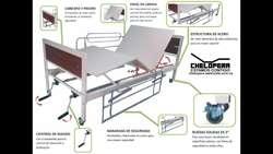 Cama Hospitalaria Manual Original
