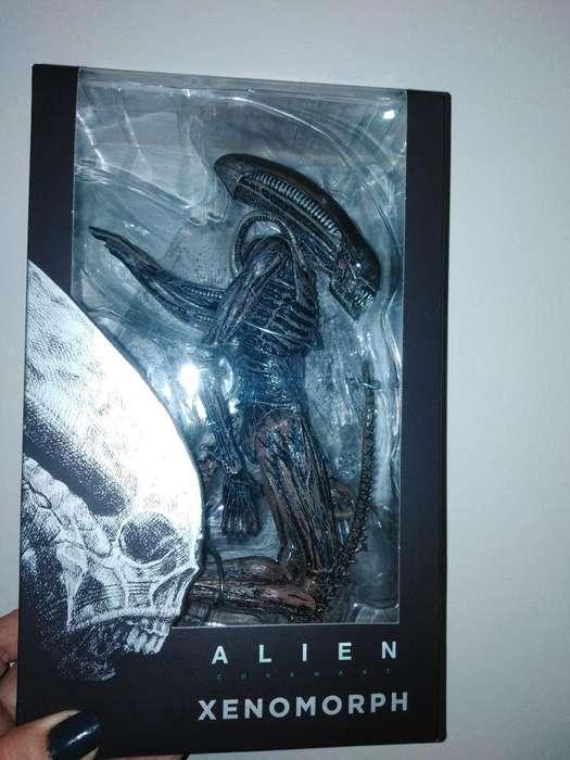 Neca Alien Covenant Xenomorfo 7pulgadas