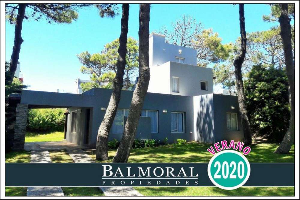 Ref: 8044 - Casa en Alquiler - Zona Norte Playa - Pinamar