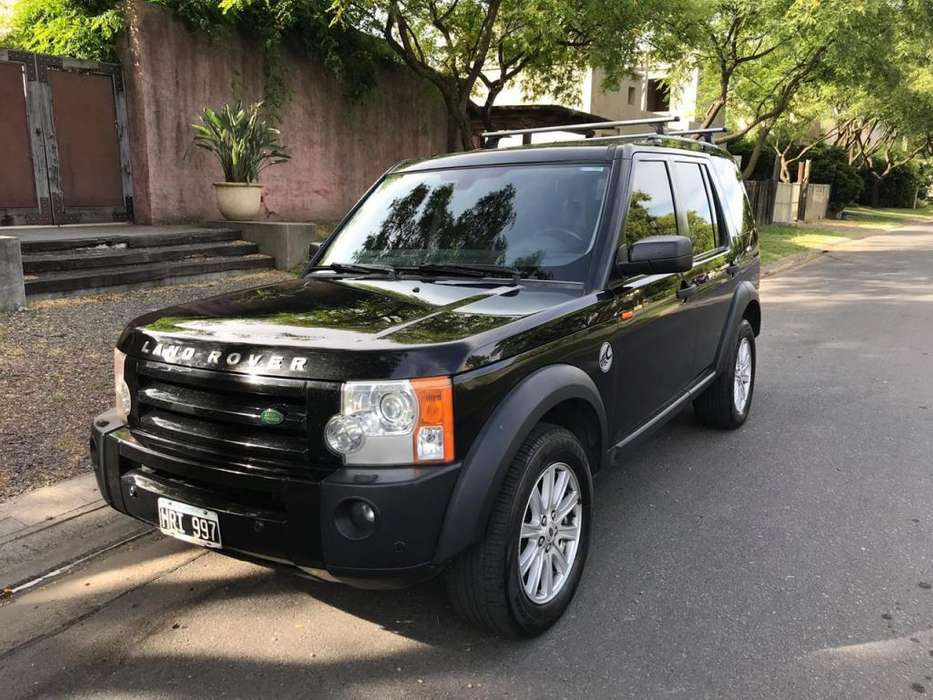 Land Rover Discovery 2008 - 170000 km