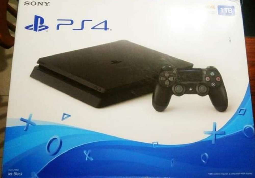 Sony Ps4 4k Play Station 4