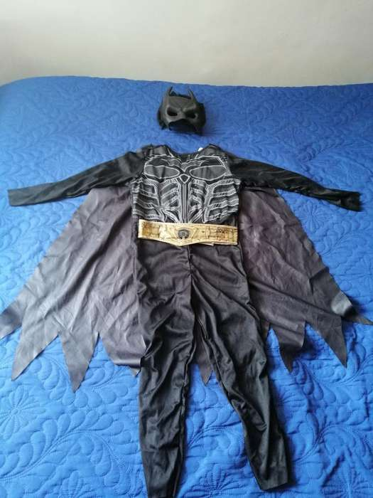Disfraz Batman Talla 8