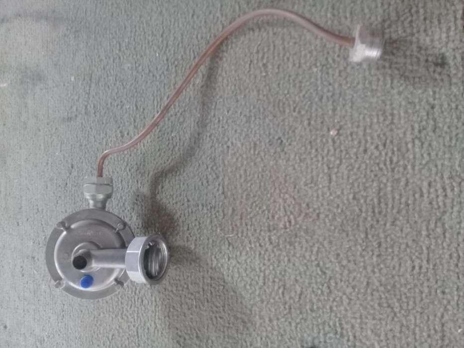 Regulador gas