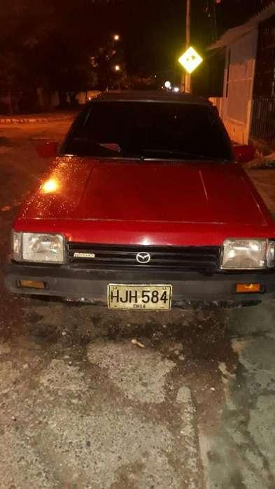 Mazda 323 1985 - 300000 km