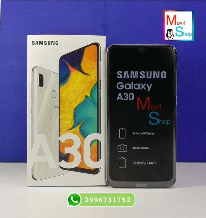 Samsung Galaxy A30 Lte 32gb (SOLO VENTA)
