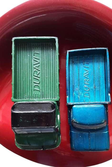 1 Camion Duravit -- Solo Venta Color Azul -- Rosario Envios!