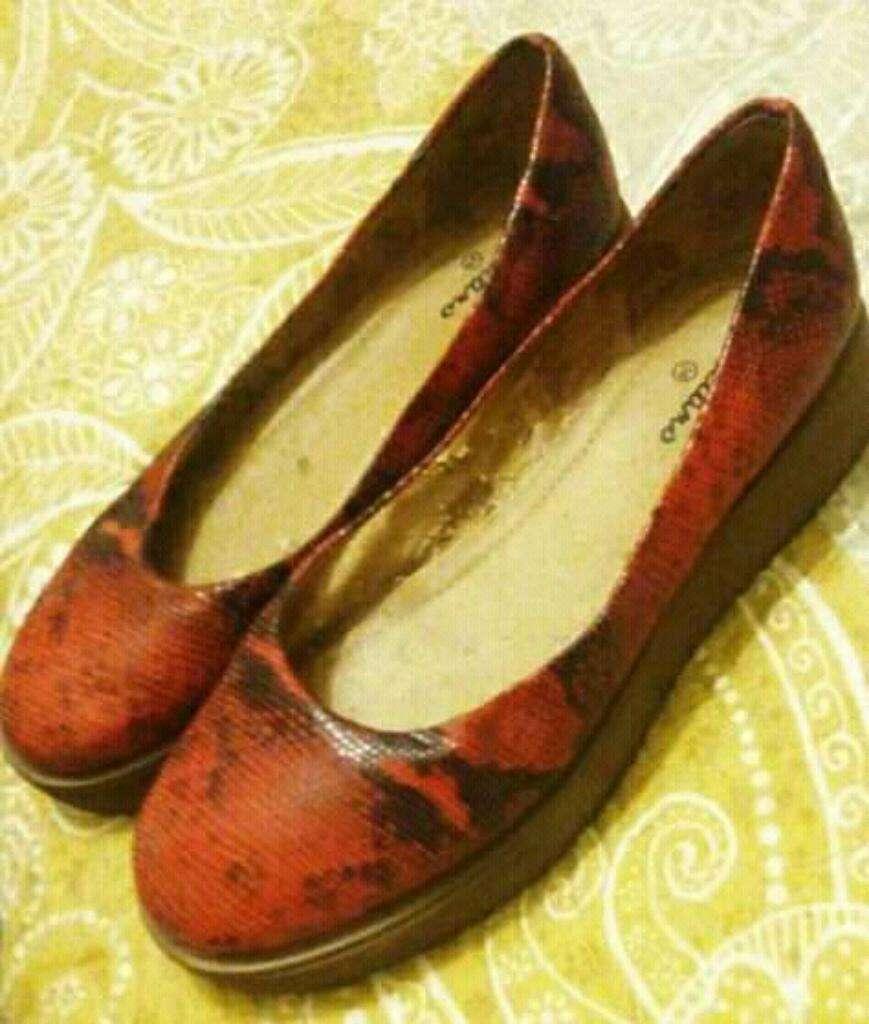 Zapatos Cuero Ecológico 39.