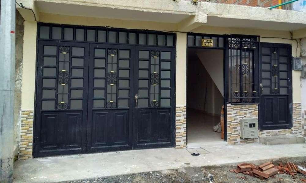 Se arrienda casa con garaje económica