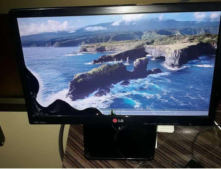 """Vendo <strong>monitor</strong> Lg 19"""" modelo 19EN33S-B, Para repuesto 0984151038"""