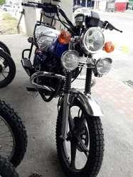 Oferta, Sólo hasta Fin de Mes--Moto Tundra 150 Gn