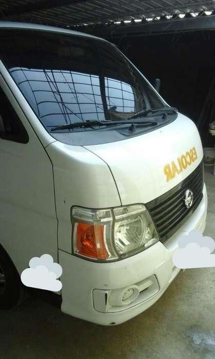 Vendo Nissan Urvan 3.0