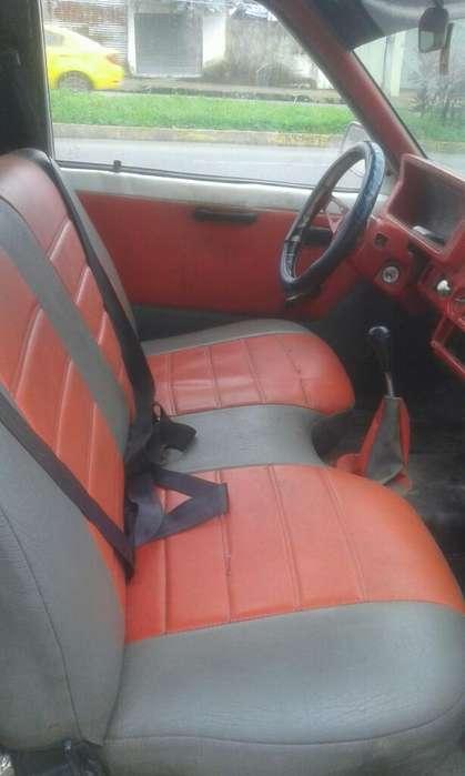 Se Vende Camioneta Ford Curier Año 91