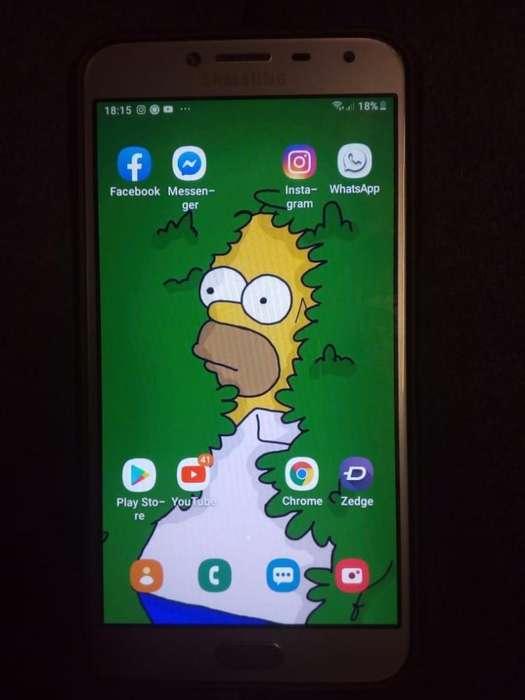 Vendo Samsung J4 Muy Buen Estado
