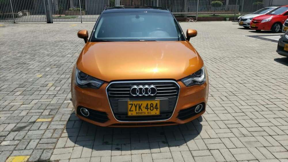 Audi A1 2015 - 38000 km