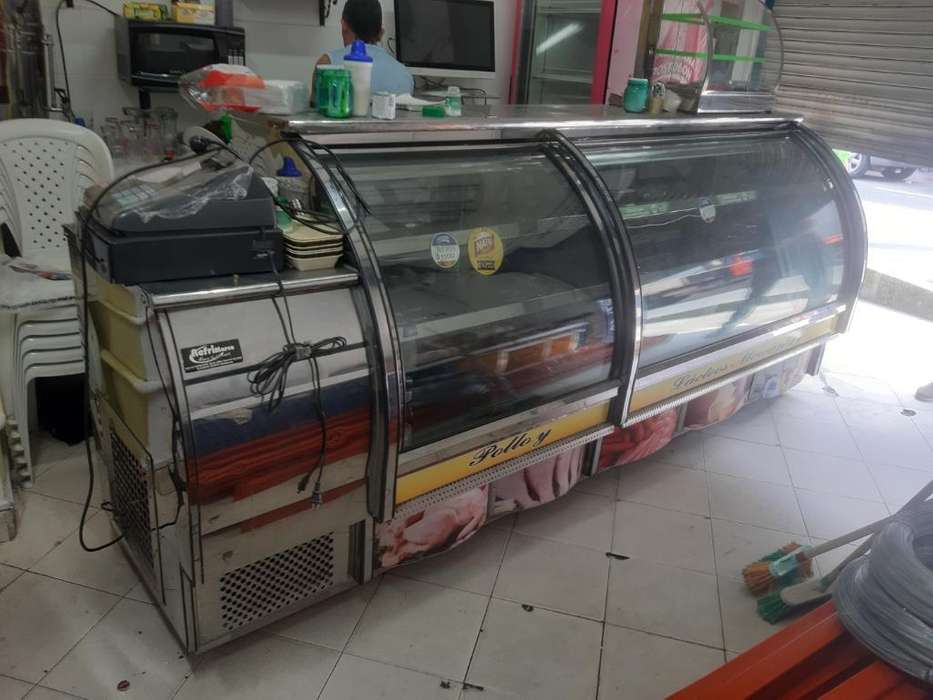 <strong>congelador</strong> para Tienda