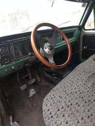 Ford 350 76 Perkins6 Muy Buena Mecanica