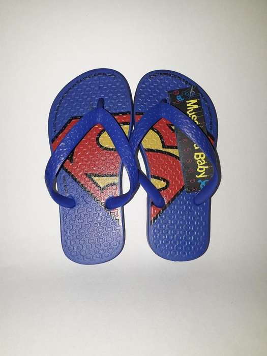 Chanclas para Tus Superheroes