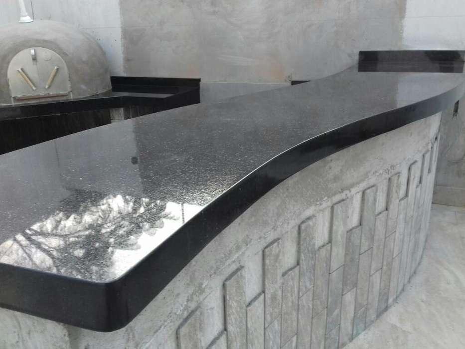 Muebles de Cocina con Tableros de Granito Cuarzo Marmol Instalacion Y Ventas
