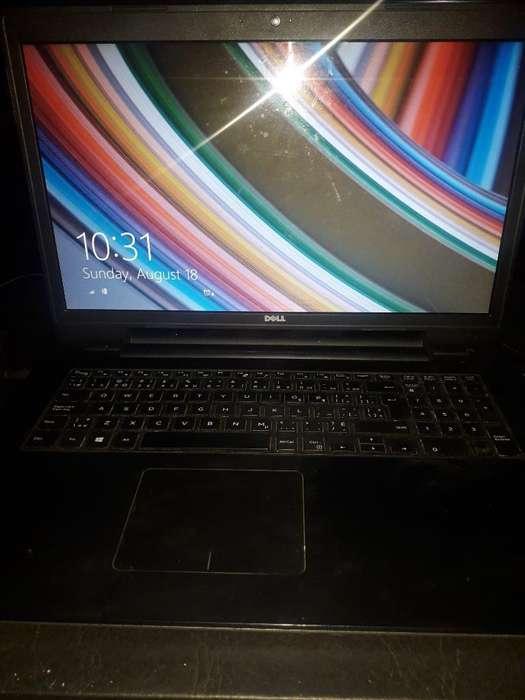 Laptop Dell Procesador I7