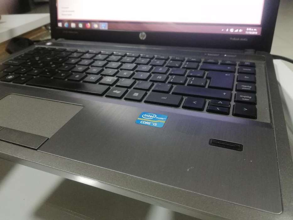 Portatil Hp Buen Rendimiento Core I5