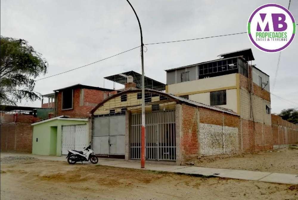 Local Comercial Triplex en Venta Piura