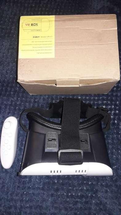 Gafas Vr Box 3d, Como Nuevas