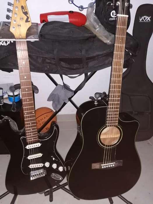 Gran Promoción 2 Guitarras 1.200.000