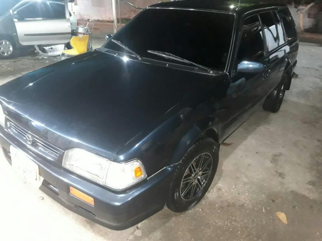 Bendecidad Mazda 323