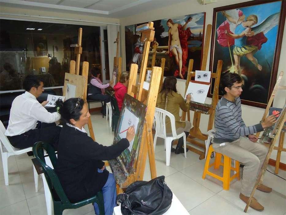 Escuela de <strong>pintura</strong> Clásica