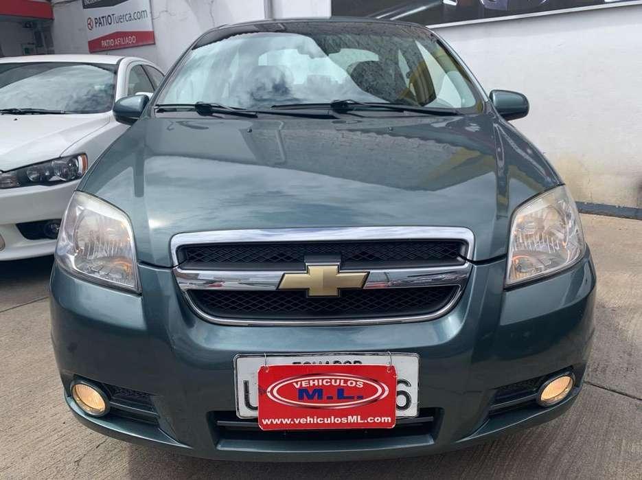 Chevrolet Aveo 2011 - 133755 km