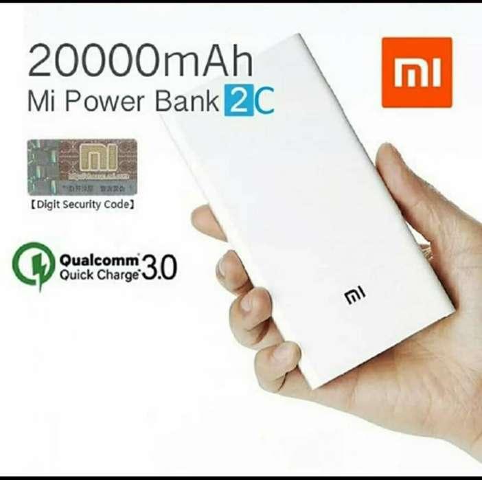 Xiaomi Powerbank 20000