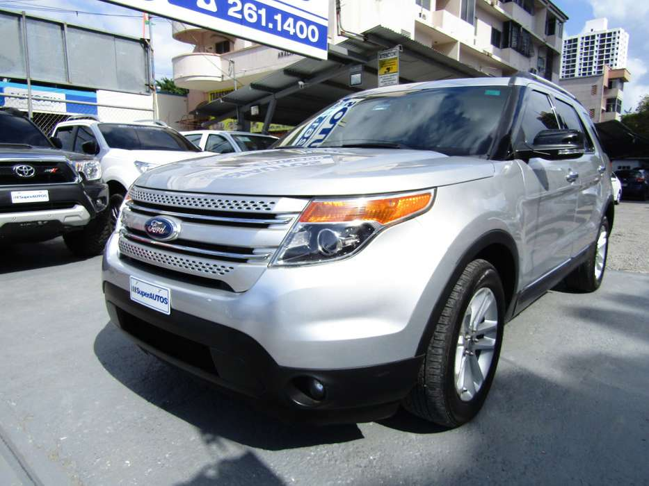 Ford Explorer 2011 - 89000 km