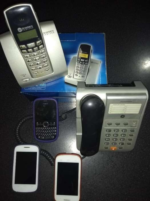 Combo de Telefonos